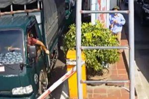 Làm rõ thông tin 'tố' barie trạm BOT Tân Đệ bị cắt sẵn để bẫy tài xế