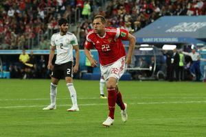 HLV Cherchesov tiết lộ bí quyết giúp tuyển Nga đánh bại Ai Cập