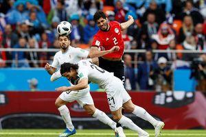TRỰC TIẾP Uruguay - Ả Rập Saudi: Chờ Suarez - Cavani lên tiếng