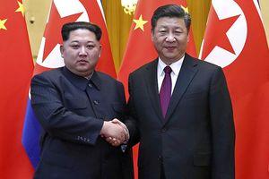 Lãnh đạo Kim đề cao tình đoàn kết với Trung Quốc sau khi gặp mặt TT Trump
