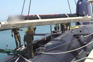 Hải quân Israel thử nghiệm thành công ngư lôi hạng nặng tầm xa mới