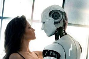 Con người sẽ kết hôn với người máy năm 2045?