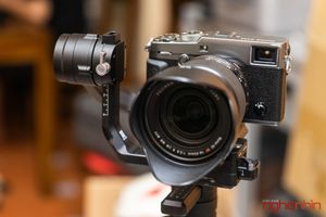 Mở hộp gimbal chống rung cho máy ảnh DJI Ronin S