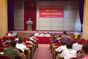 Đại biểu Quốc hội TP Hà Nội tiếp xúc cử tri huyện Sóc Sơn