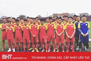 HAGL mượn 2 thủ môn đội trẻ Hà Tĩnh