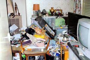 Hai người chết cháy vì… nhà ngập rác