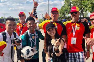 Muôn kiểu sao Việt ăn ngủ cùng World Cup: Người sang Nga, người đầu thức trắng