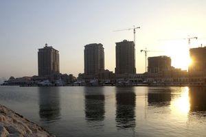 Ả Rập Xê Út chi 746 triệu USD nhằm biến Qatar thành đảo