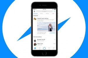 Facebook sẽ áp dụng quảng cáo video tự động trên Messenger