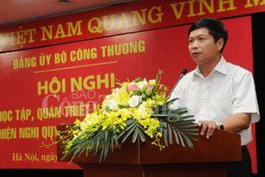 Đảng ủy Bộ Công Thương học tập, quán triệt và triển khai thực hiện Nghị quyết Trung ương 7 khóa XII