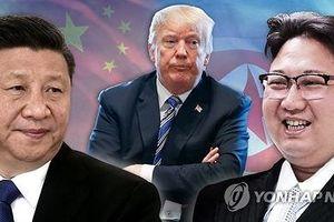 Trung Quốc-Triều Tiên đang ép sân Mỹ?