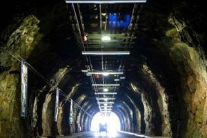Choáng với kiến trúc của 'hầm trốn tận thế' được xây từ 70 năm trước