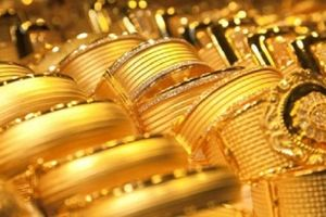 Giá vàng tiếp tục chìm xuống đáy