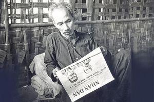 Chủ tịch Hồ Chí Minh: Người thầy vĩ đại của báo chí cách mạng Việt Nam