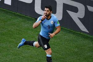 Ngày lễ trọng đại của tay săn bàn Suarez