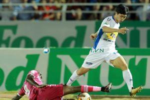 HAGL - Sài Gòn FC: Công Phượng và đồng đội có đòi được món nợ với một hàng thủ lỡm?