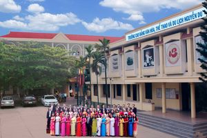 Trường Cao đẳng VH,TT&DL Nguyễn Du: Nơi ươm mầm chắp cánh những tài năng