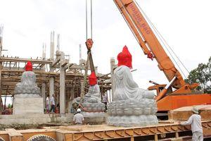 Nữ ca sĩ Đinh Hiền Anh kêu gọi thỉnh tượng Phật về chùa Vĩnh Phúc