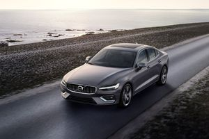 Volvo S60 2019 giá từ 35.800 USD, đối thủ của Mercedes C-Class