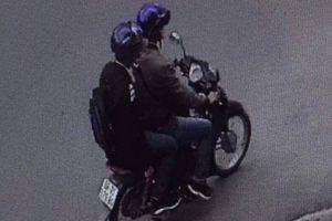 Hai kẻ lạ mặt ném vật nổ vào trụ sở công an phường ở Sài Gòn