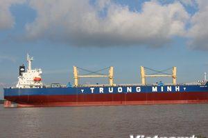 SBIC bàn giao tàu chở hàng rời đóng mới có trọng tải 56.200 tấn