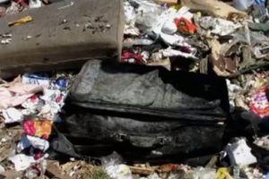Vạch mặt hung thủ vụ thi thể gái bán dâm ở bãi rác (kỳ 1): Vali chứa tử thi