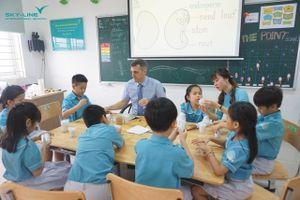Giáo dục STEM tại SKY – LINE: Học trải nghiệm - Sống tích cực