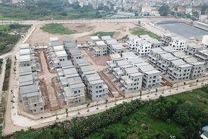 26 biệt thự Khai Sơn Hill xây không phép: Bộ Xây dựng lên tiếng
