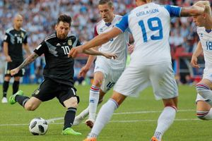 Iceland - Nigeria: Đừng để Iceland dẫn trước!