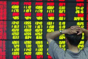 Bị bán mạnh, chứng khoán Trung Quốc ngấp nghé 'thị trường gấu'