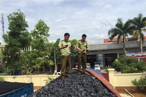 Lạng Sơn: Bắt giữ 60 tấn than không rõ xuất xứ