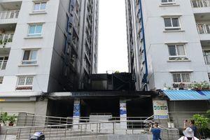 Cư dân Carina nghe công bố kết quả kiểm định chất lượng sau hơn 100 ngày xảy ra vụ hỏa hoạn