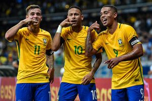 Brazil - Costa Rica: Nhảy Samba thôi, Neymar!