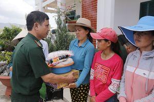 BĐBP thành phố Hồ Chí Minh làm tốt công tác an sinh xã hội