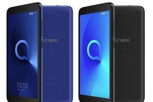 Alcatel 1 chính thức: smartphone giá 'siêu rẻ' chạy HDH Android Go