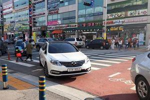 Đỗ xe ở Hàn Quốc - cuộc chiến mới của thời đại ôtô bùng nổ