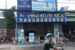 Tp Hồ Chí Minh: Cháy tiệm tạp hóa khiến 2 người thương vong