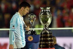 Nỗi buồn của Messi sau trận Argentina thua Croatia: Giọt nước mắt ngừng rơi