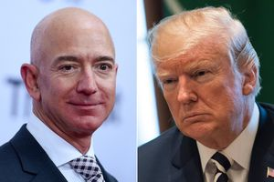Tổng thống Trump 'đắc ý' với Amazon khi Mỹ thu thuế bán hàng trực tuyến