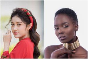 Huyền My rớt khỏi top 16 Hoa hậu đẹp nhất thế giới
