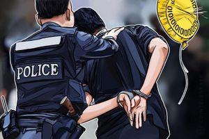 Ukraina: Bốn nghị phạm bị bắt vì điều hành các sàn giao dịch tiền mật mã giả