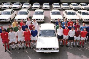 'World Cup ôtô' Anh và Đức: Kẻ tám lạng, người nửa cân
