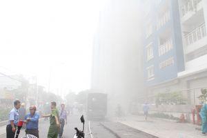 Bao giờ cư dân Carina Plaza bị cháy kinh hoàng được về nhà ở?