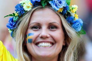 Những khuôn mặt mang đậm màu cờ sắc áo ở World Cup 2018