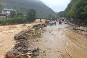 Cơ bản khắc phục các tuyến giao thông bị ảnh hưởng mưa, lũ tại một số tỉnh Tây Bắc