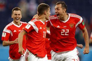 Đội tuyển Nga phản bác cáo buộc dùng doping