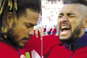 Nước mắt Panama tại World Cup 2018