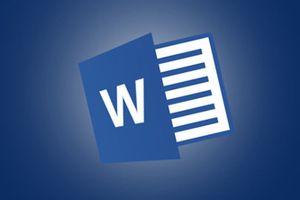 Dùng Microsoft Word để mở nhiều tập tin khác nhau