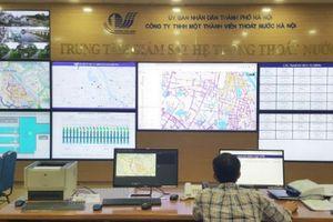 Hà Nội lắp camera kiểm soát điểm ngập úng tại 3 quận nội thành