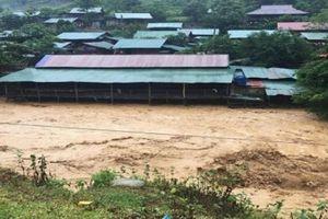Lai Châu: Lũ quét, lũ ống làm 22 người chết và mất tích
